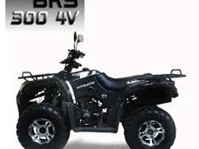 Cuatriciclo Blackstone 300 4v Parrillero Agrario 30 Hp 0 Km