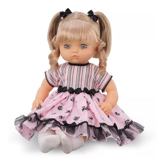 Boneca Anjos Baby Brinquedos Anjo Menina Brincar Loira