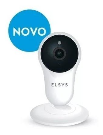 Câmera De Segurança Wi-fi Infravermelho Ecs-wy2 Elsys
