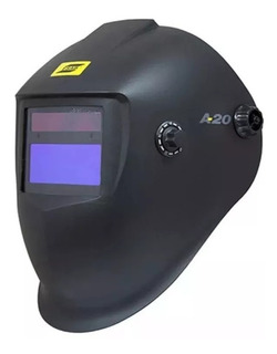 Careta Soldar Fotosensible Esab A20 - Envio Gratis!