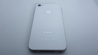 iPhone 4s 16gb Qualidade B Não Funciona Chip A Vista