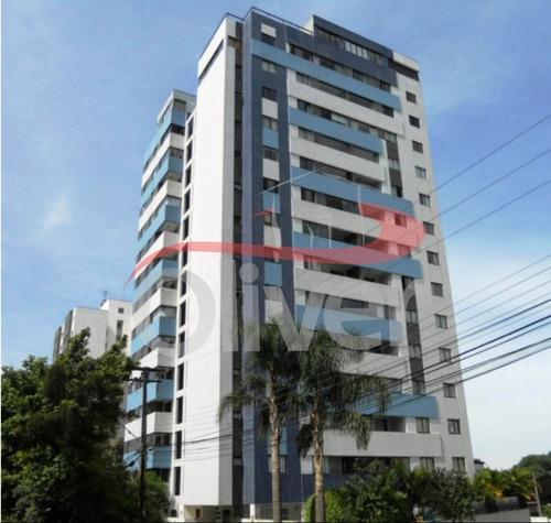 Imagem 1 de 16 de Edifício Star Gate, Cobertura Duplex, Vaga De Garagem, Água Verde, Curitiba, Parana - Ap00569 - 33331700
