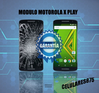Modulo Completo Display Touch Moto X Play Xt1562 Xt1563 Orig
