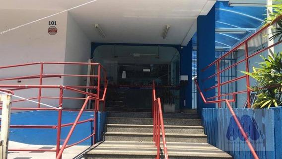 Prédio Comercial Para Locação Gonzaga Em Santos - Pr0002