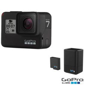 Câmera Digital Gopro Hero 7 12 Mp 4k Carregador Ga00439-br