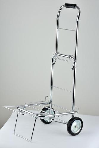 Imagen 1 de 5 de Carro Plegable Carga Férreo Yegua  100kg 01