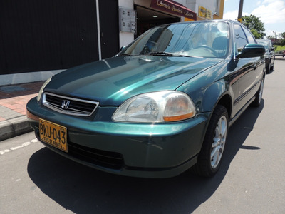 Honda Civic Lx 1.600 Aa Mt Fe