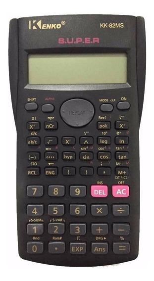 Calculadoras Cientificas Kenko Kk82ms240 Funciones Pack X3
