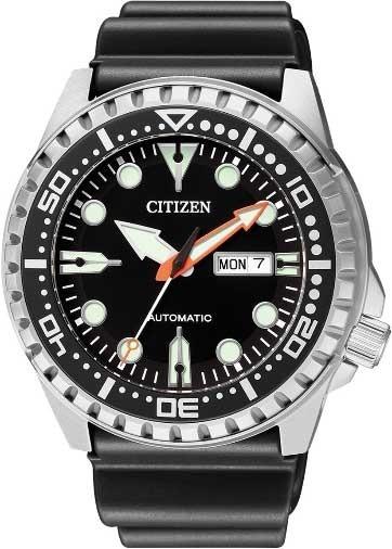 Relógio Citizen Masculino Automático Nh8380-15e / Tz31123t