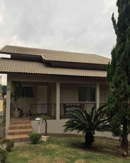 Casa Térrea Com Estilo Contemporâneo Para Locação No Condomínio Bosques De Grevílea Na Cidade De Vinhedo - Ca01554 - 33987760