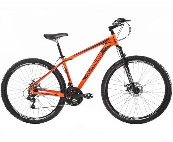 Bicicleta Aro 29 Alfameq Supreme Freio A Disco 24 Marchas