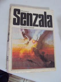 Livro - Senzala Salvador Gentile Romance
