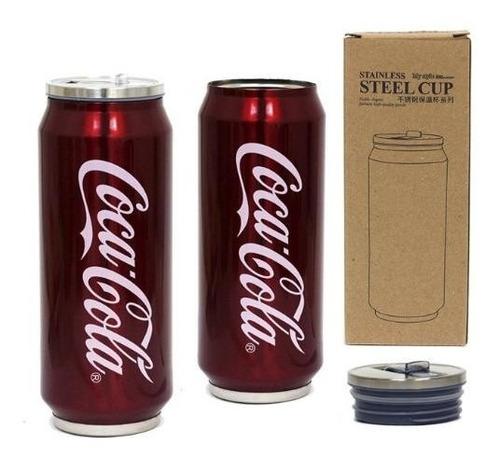 Vaso Termico  500ml - Coca Cola  Zero Color Negro