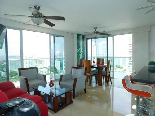 Imagen 1 de 14 de Apartamento En Venta Manga Cartagena