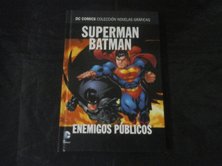 Superman/batman: Enemigos Publicos (completa) - Salvat