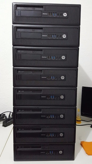 I7 Hp Elitedesk G1 800 Sem Hd 8gb 4° G I7 4790 O
