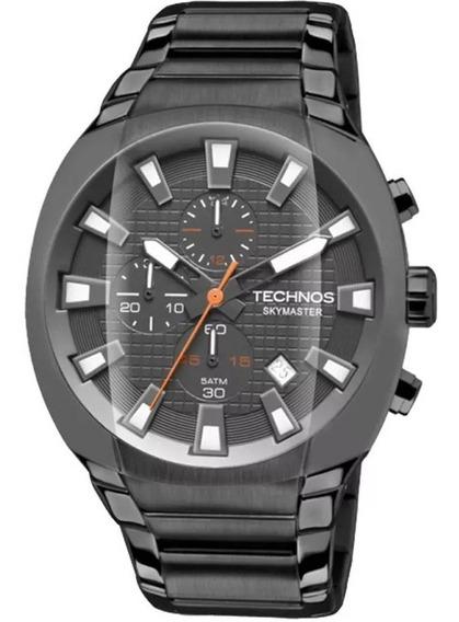 Relógio Technos Masculino Performance Skymaster Js15av/4f