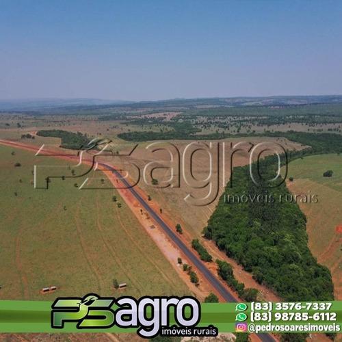 Fazenda À Venda, 67000000 M² Por R$ 201.000.000,00 - Centro - Campo Grande/ms - Fa0267