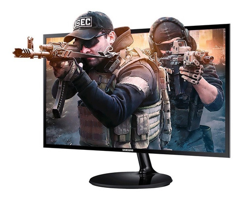 Monitor Gamer 24' Samsung Full Hd Super Slim Hdmi