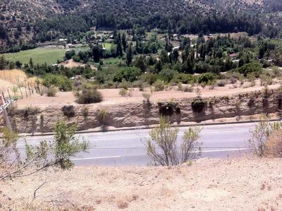 Terreno Carretera El Cobre