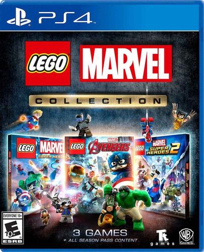 Imagen 1 de 1 de Lego Marvel Collection - Ps4 Fisico Nuevo & Sellado