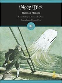 Livro Moby Dick - Correndo O Mundo - Herman Melville