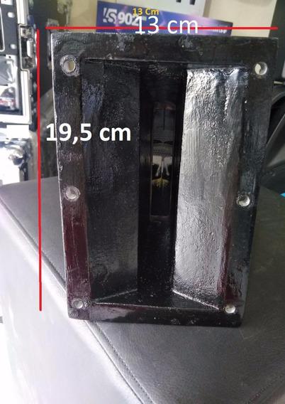 Kit 02 Unidade Guia De Onde De Aluminio