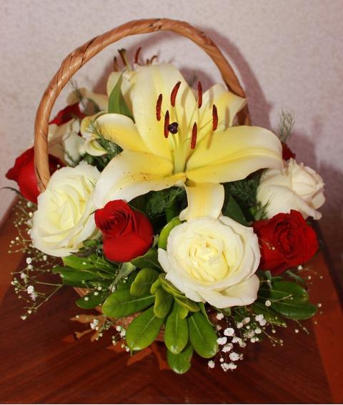 Arreglos Florales Rosas Blancas En Mercado Libre México