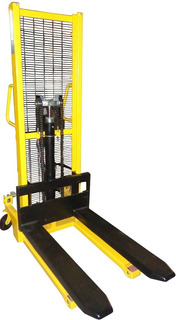 Apilador Elevador Hidraulico Manual 1500kg - 3000mm Pallet