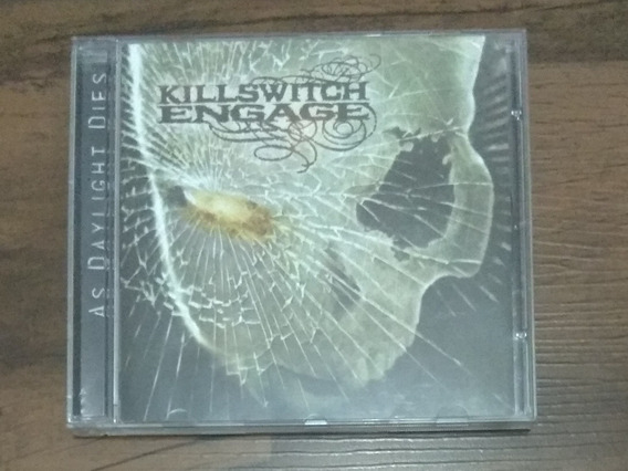 Cd Killswitch Engage - As Daylight Dies