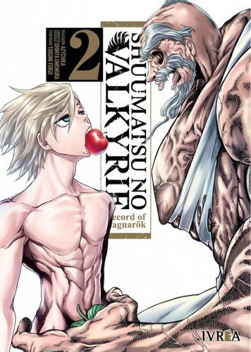 Imagen 1 de 1 de Libro Shuumatsu No Valkyrie Record Of Ragnarok N 02