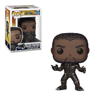 Figura Funko Pop Marvel Pantera Negra- Black Panther 273
