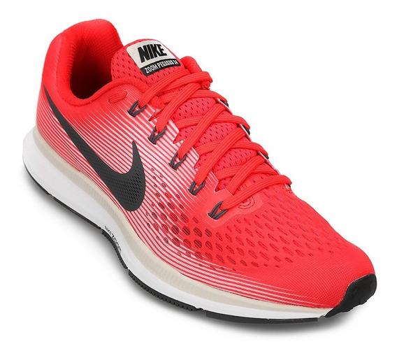 Zapatillas Nike Air Zoom Pegasus 34 Running Hombre C/ Envio Gratis + Cuotas Sin Interes