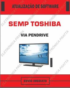 Atualização De Software Semp Toshiba Dl3261a - Dl3261(a)w