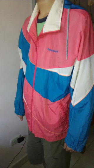 Chaqueta Rompevientos Reebook Impermeable