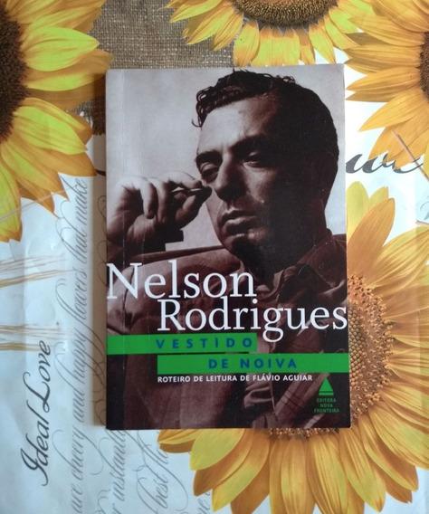 Livro Vestido De Noiva Nelson Rodrigues Nova Fronteira 2ª Ed