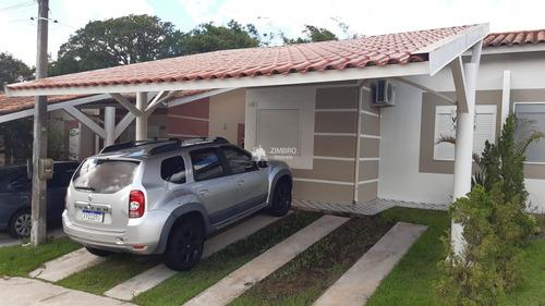 Casa Para Venda 02 Dormitórios Garagem Coberta 2 Carros No Condomínio Fechado Terra Nova Com Piscina, Salão De Festas, Playground - 996448
