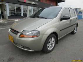 Chevrolet Aveo Five Mt 1600cc 5p Aa 2ab