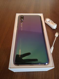 Huawei P20 Pro 128 Gb Twilight - Impecável
