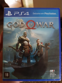 God Of War Ps4 Midia Fisica