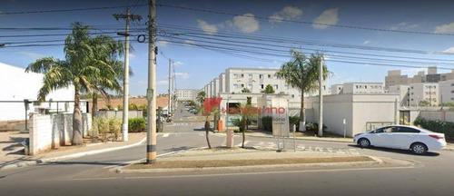 Imagem 1 de 13 de Apartamento À Venda, 45 M² Por R$ 145.000,00 - Jardim São Francisco - Piracicaba/sp - Ap0845