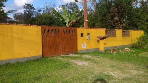 Chácara No Litoral Sul, Com 3 Dormitórios Em Itanhaém-sp   3