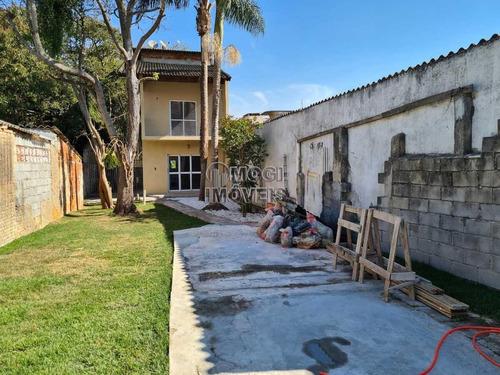 Imagem 1 de 15 de Casa Para Venda Em Mogi Das Cruzes, Vila Natal, 2 Dormitórios, 2 Suítes, 3 Banheiros, 2 Vagas - So589_2-1223123
