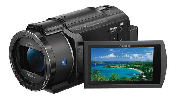 Filmadora Handycam Sony Fdr-ax40 4k Ultra Hd Com Sensor Exmo