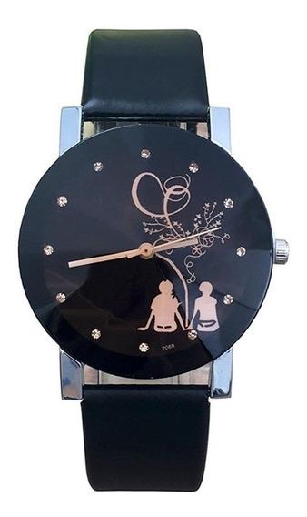 5 X Relógio De Pulso De Quartzo Marca Yazole