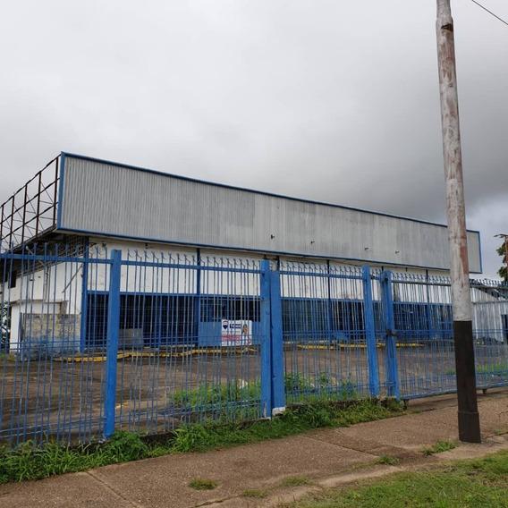 Venta De Galpón Industrial Comercial Maturin Estado Monagas