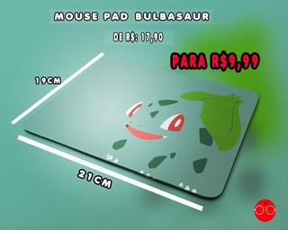 Mouse Pad Bullbassur