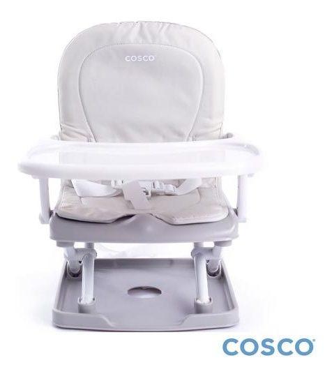Cadeira De Refeição Portátil Pop Bege - Cosco