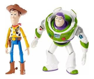 Juguetes De Toy Story 4 Woody Y Buzz Ligthyear