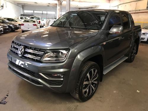 Volkswagen Amarok V6 Extreme 3.0 Tdi 4x4 At 2021 Vw 0km 1